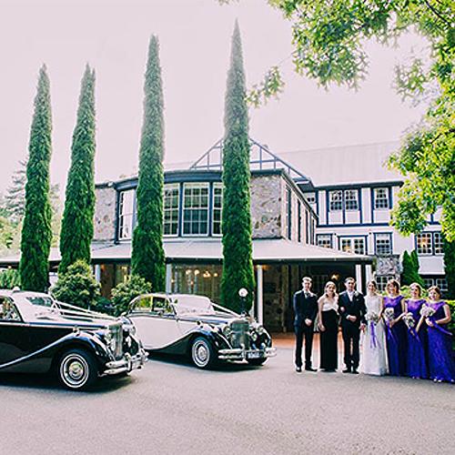 tripler luxury cars hire