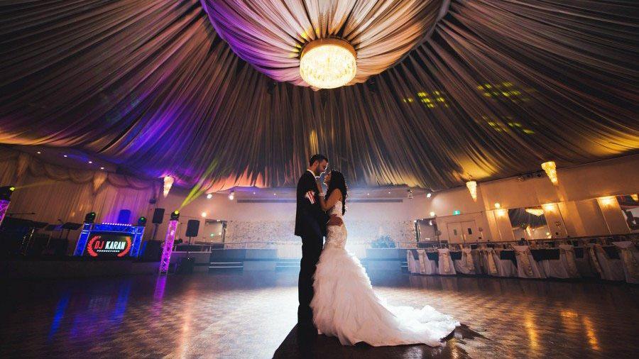San Remo Ballroom wedding