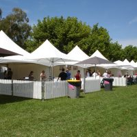 Classic Peaked Marquee hire