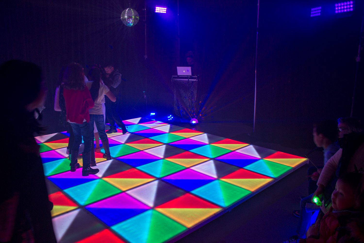 Illuminated Led Dance Floor Hire Feel Good Events