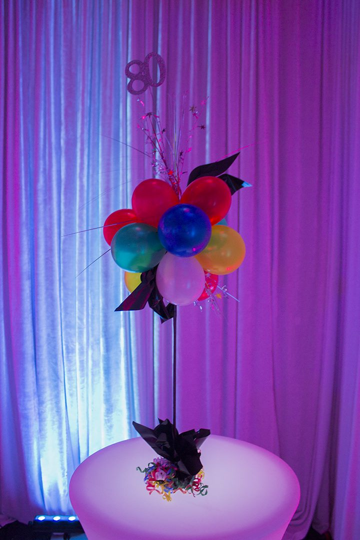 Balloon Centrepiece Hire Feel Good Events Melbourne