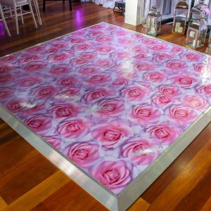 Decal Dance Floor Hire Melbourne