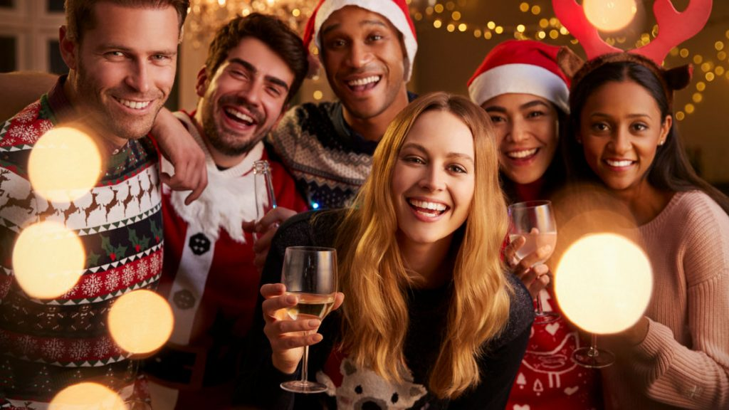 Image result for hosting a christmas party
