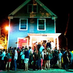 Throw A Wild Party Without Upsetting The Neighbours