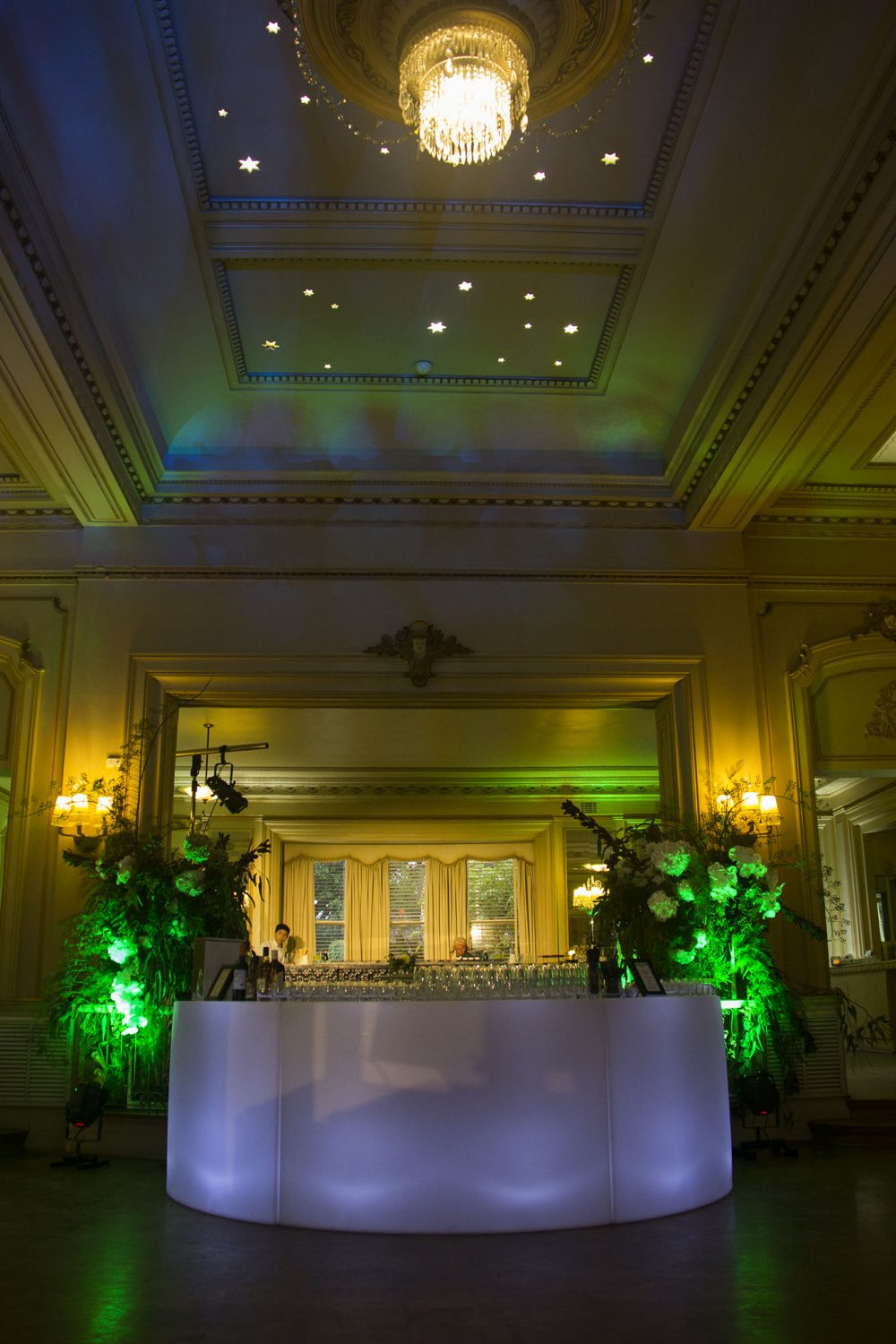 Led curved bar hire feel good events melbourne