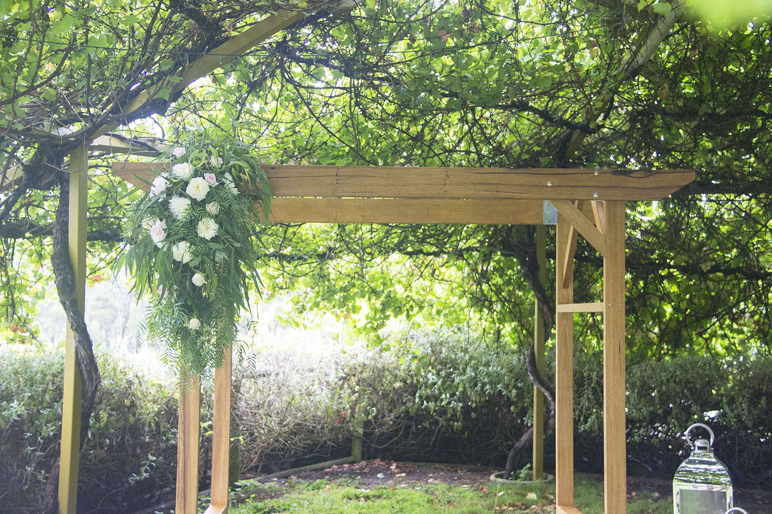 Do It Yourself Home Design: Wooden Wedding Arch Hire