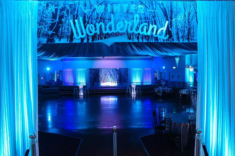 Winter Wonderland Theme Feel Good Events Melbourne
