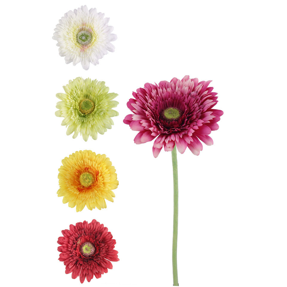 Gerbera Flower - Artificial Hire