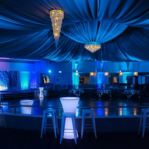 Large Room Blue Under Water Theme Blue Theme Melbourne 2