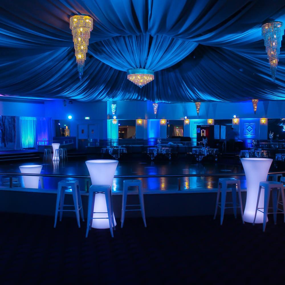 San Remo Ballroom Winter Wonderland Feel Good Events
