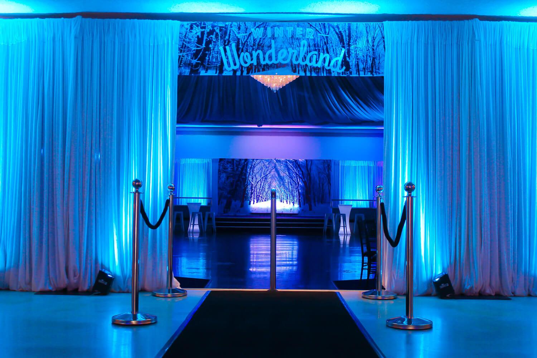Winter Wonderland Entrance Inspiration Melbourne