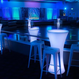 Winter Wonderland LED Furniture Hire Melbourne