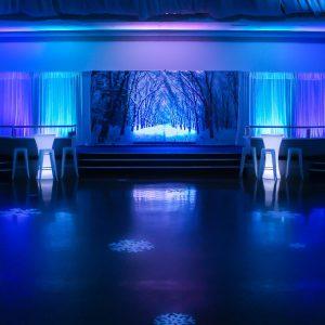 Winter Wonderland Stage and Furniture Hire Melbourne