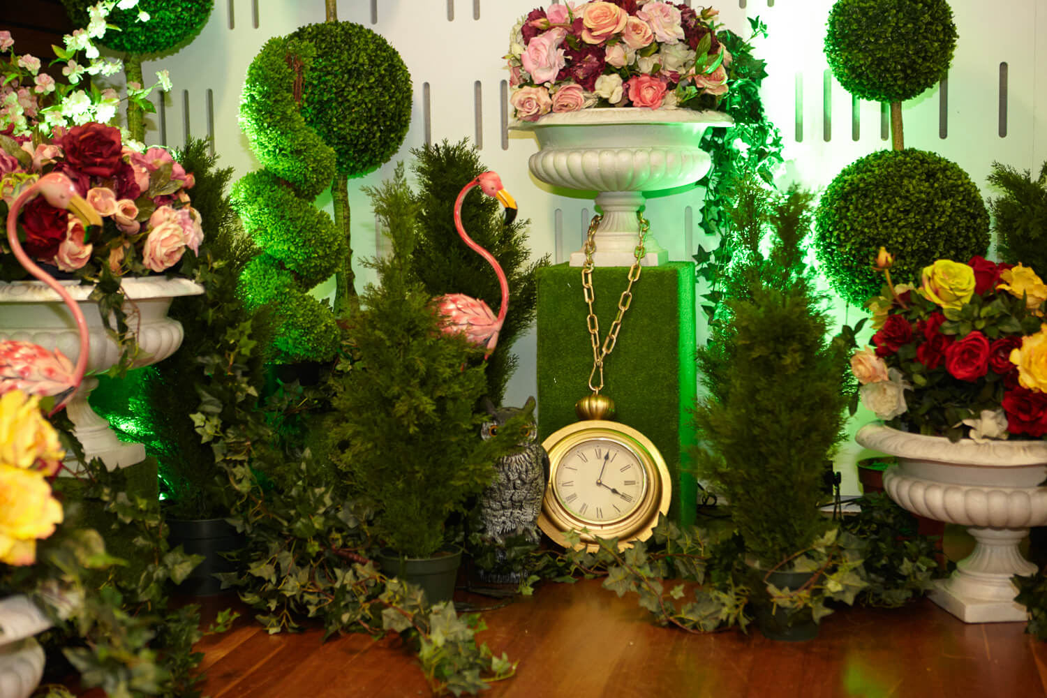Enchanted Forest Theme Feel Good Events Melbourne