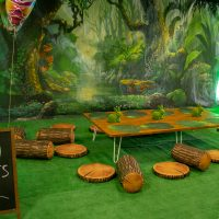 enchanted forest theme hire melbourne