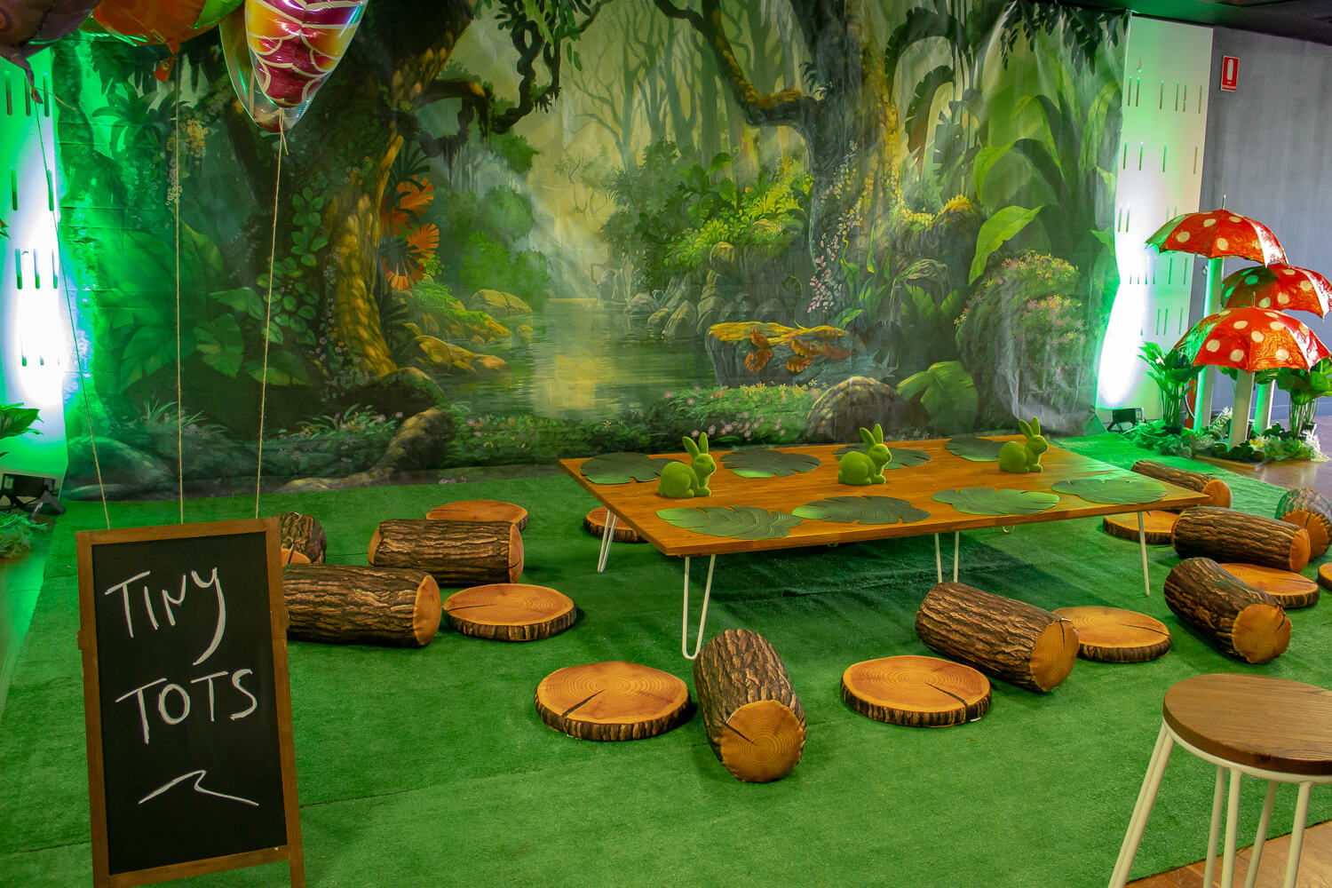Chalk Board Hire Feel Good Events Melbourne