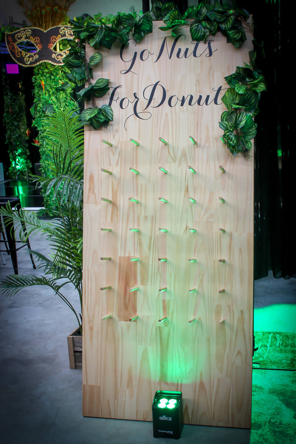 Staging Furniture For Sale >> Donut Wall Hire | Feel Good Events | Melbourne