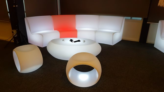 red_and_white_illuminated_furniture_hire_melbourne