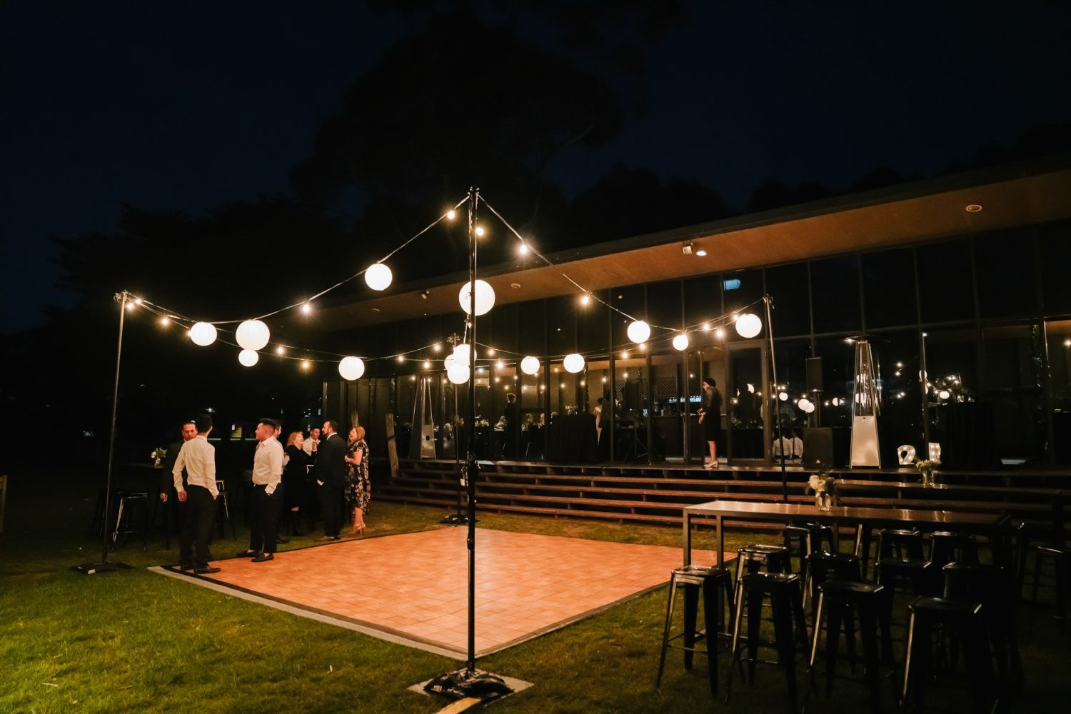 Festoon Lights Hire Feel Good Events Melbourne