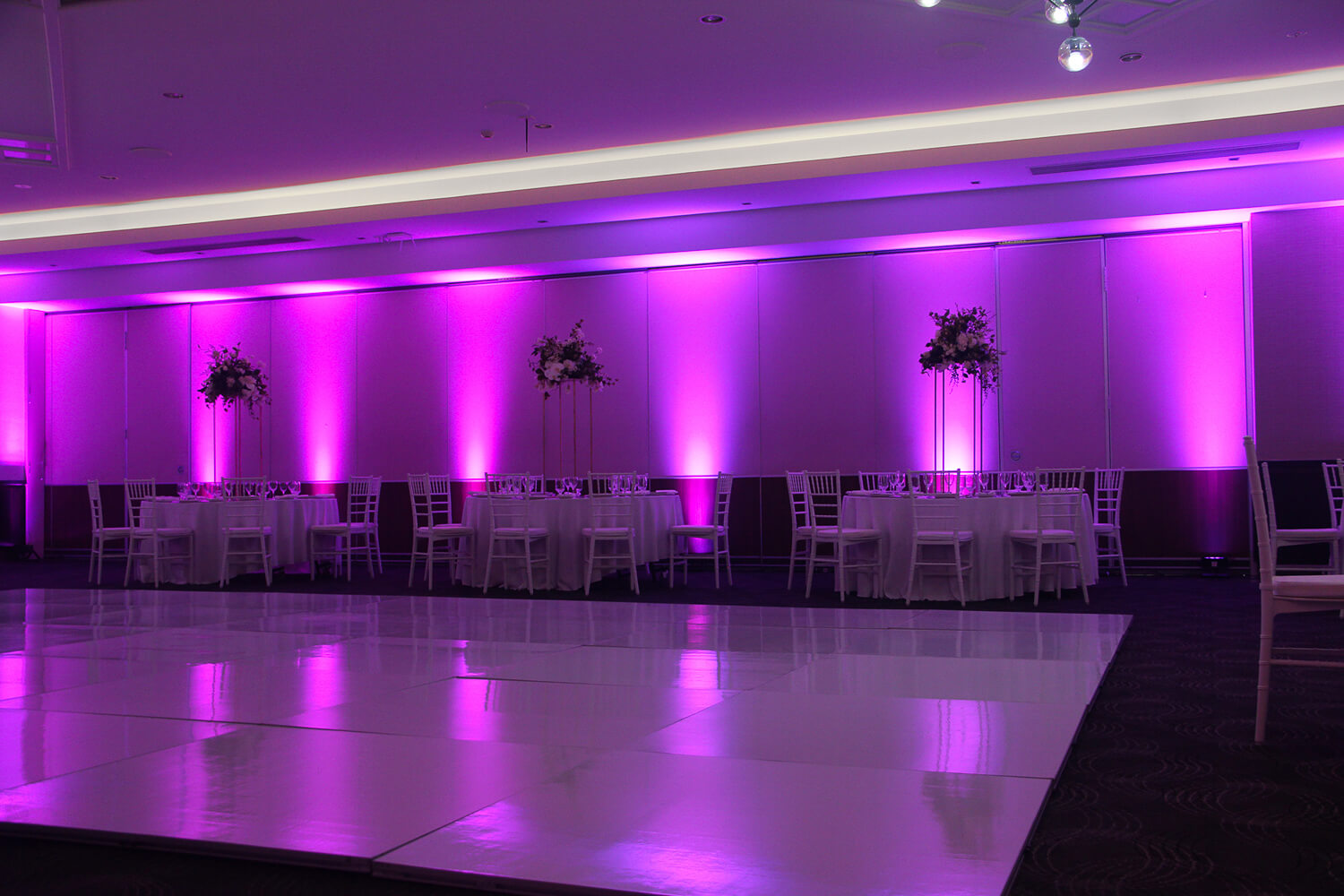 Mood Lighting Package 3 Hire Feel Good Events Melbourne