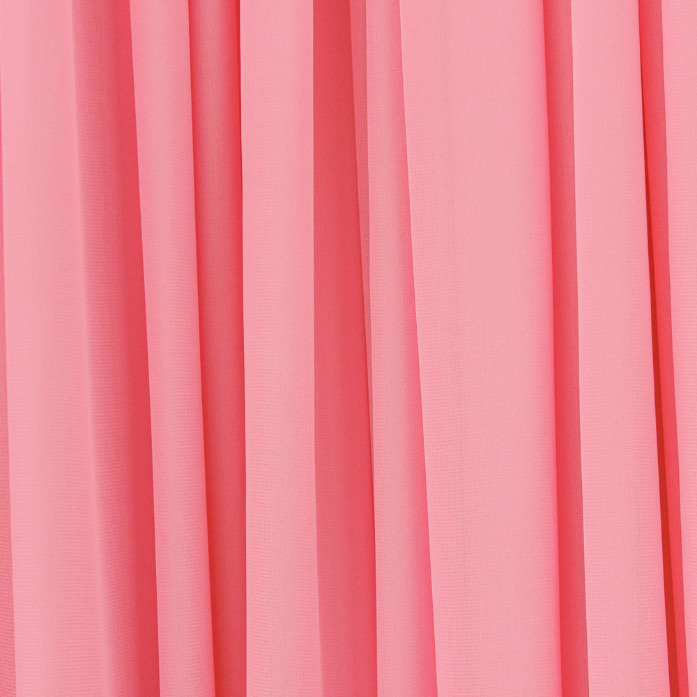 Chiffon Drape Hire Melbourne - Pink