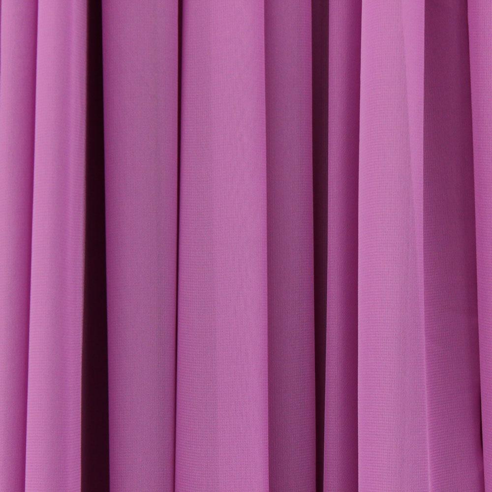 Chiffon Drape Hire Melbourne - Purple