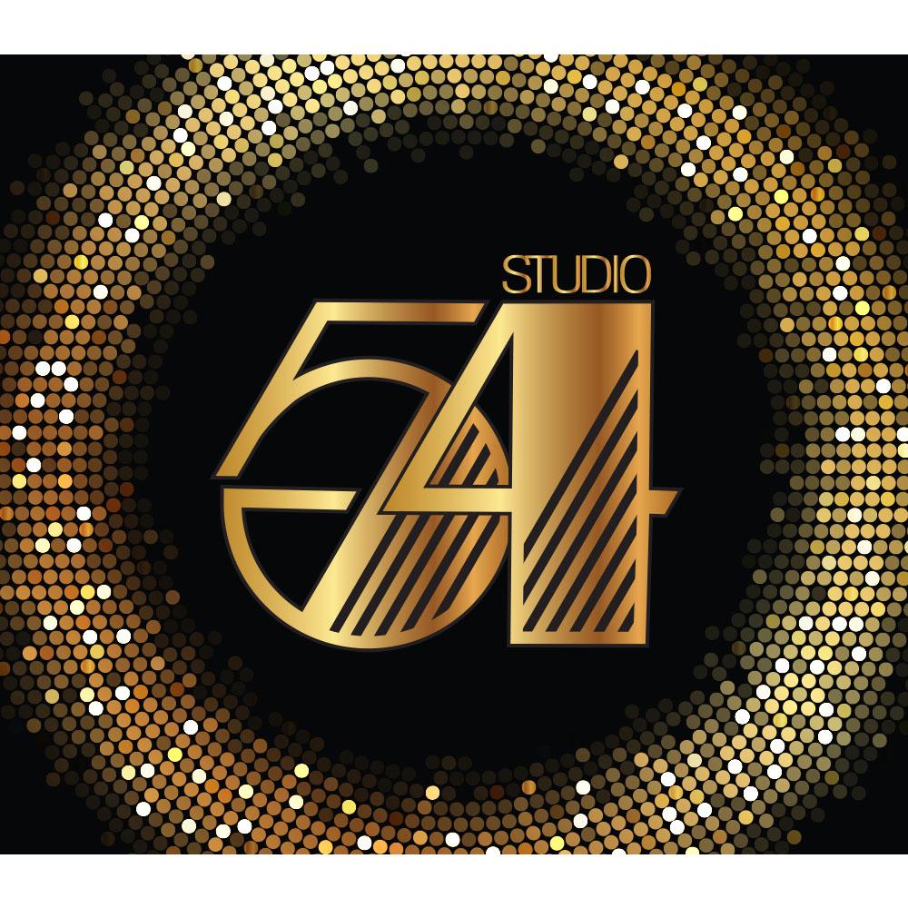 Studio 54 Backdrop