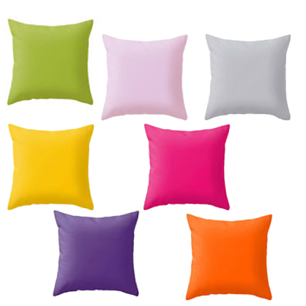 Coloured Cushions, Cushions for Hire, Party Cushions