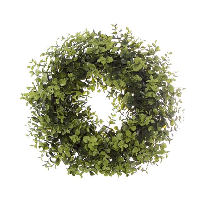 Eucalyptus Leaf Wreath, Wreath for hire