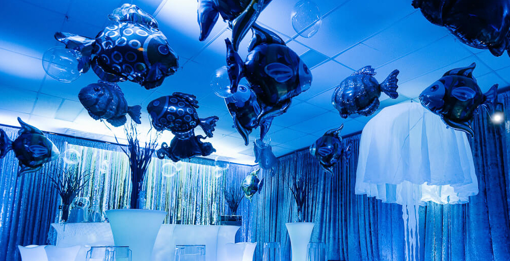Under The Sea Party Theme inspiration Hire Melbourne1