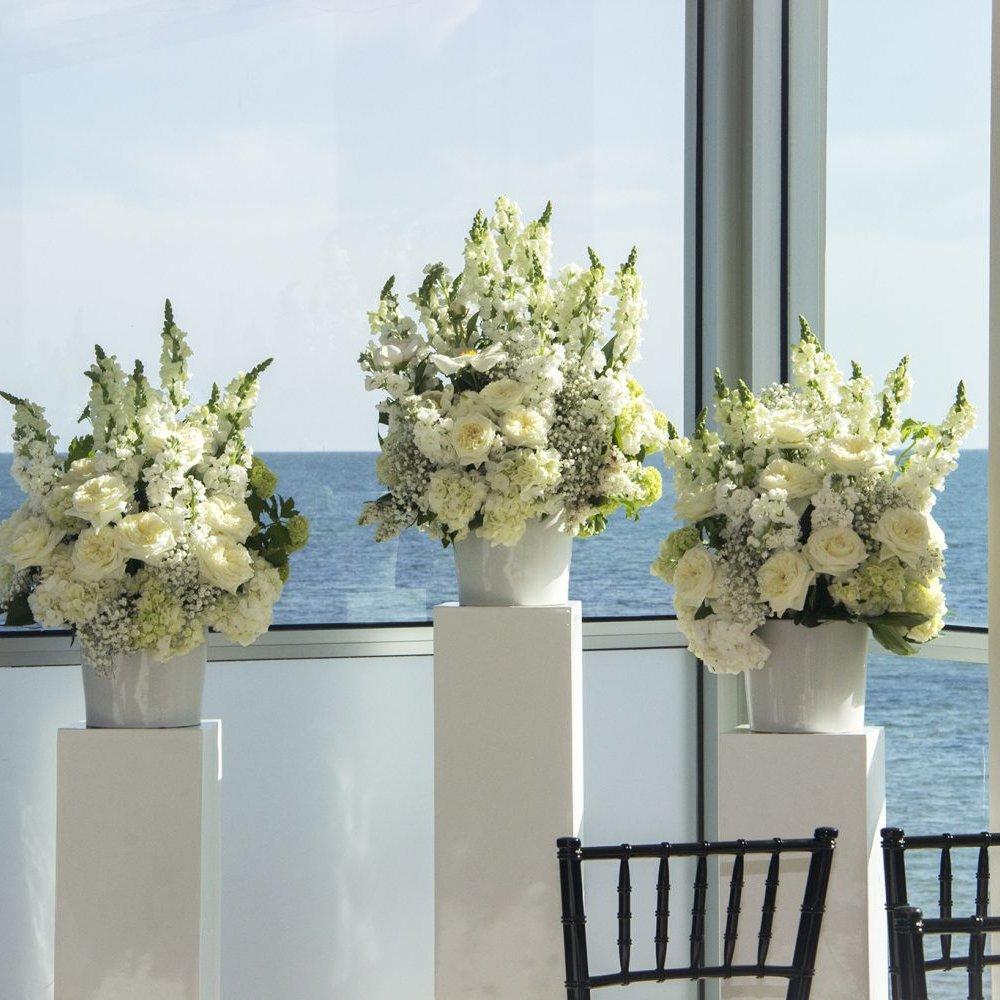 Artificial Plants & Flowers wedding hire
