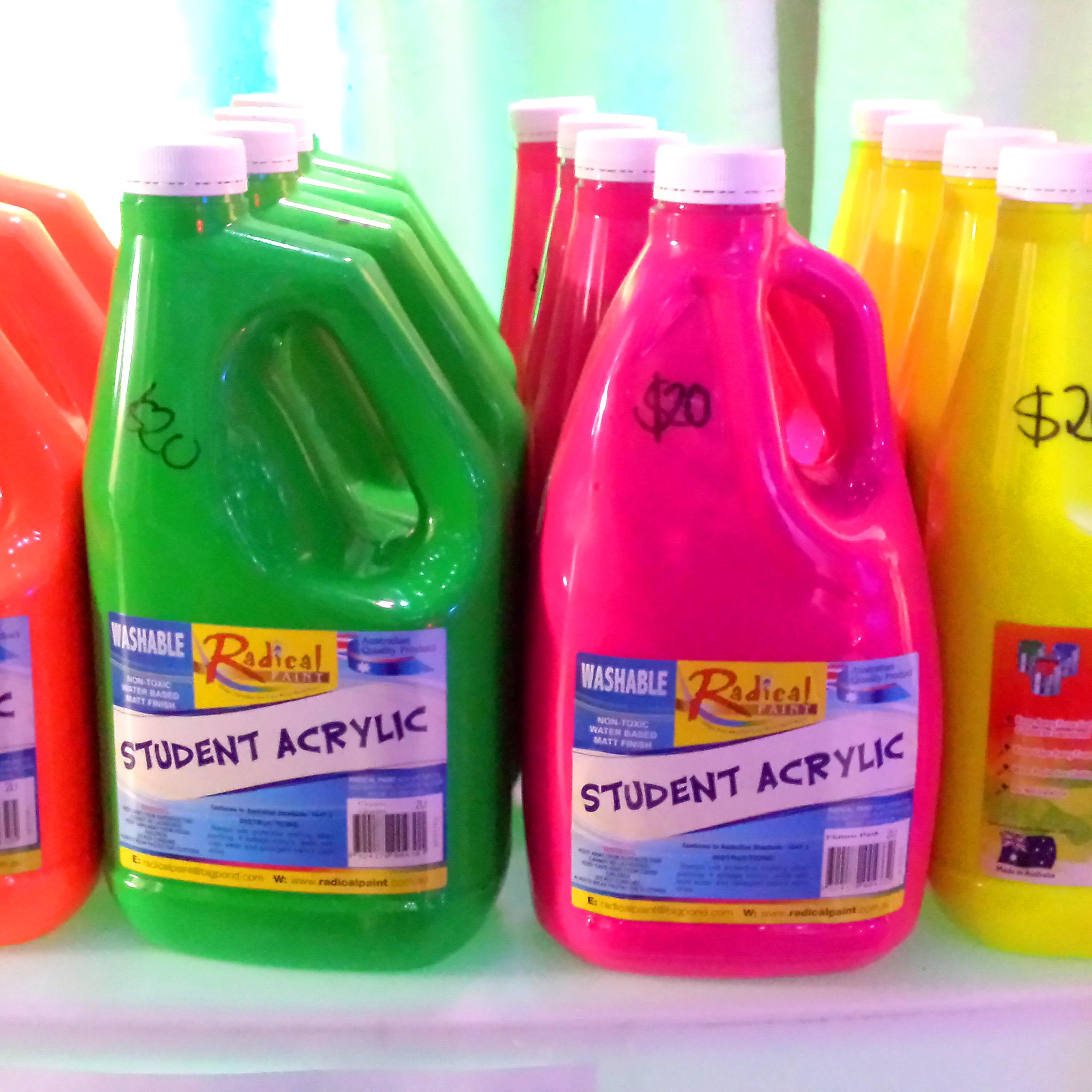 fluro paint for sale