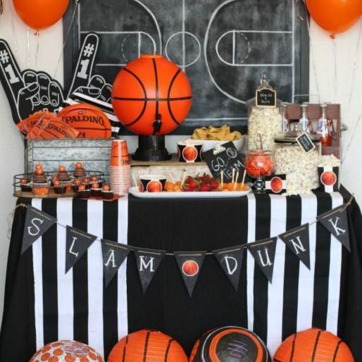 sport party theme