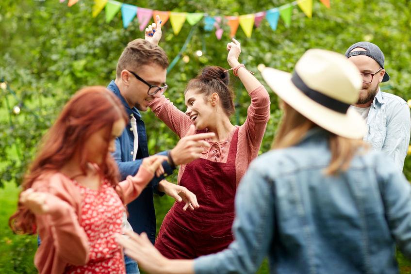 garden party hire mlebopurne