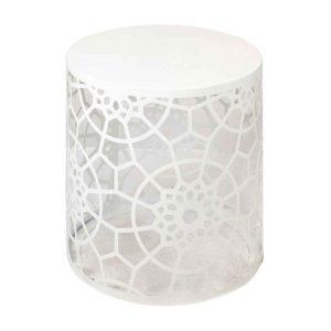 white-lace-plinth-small-hire-melbourne