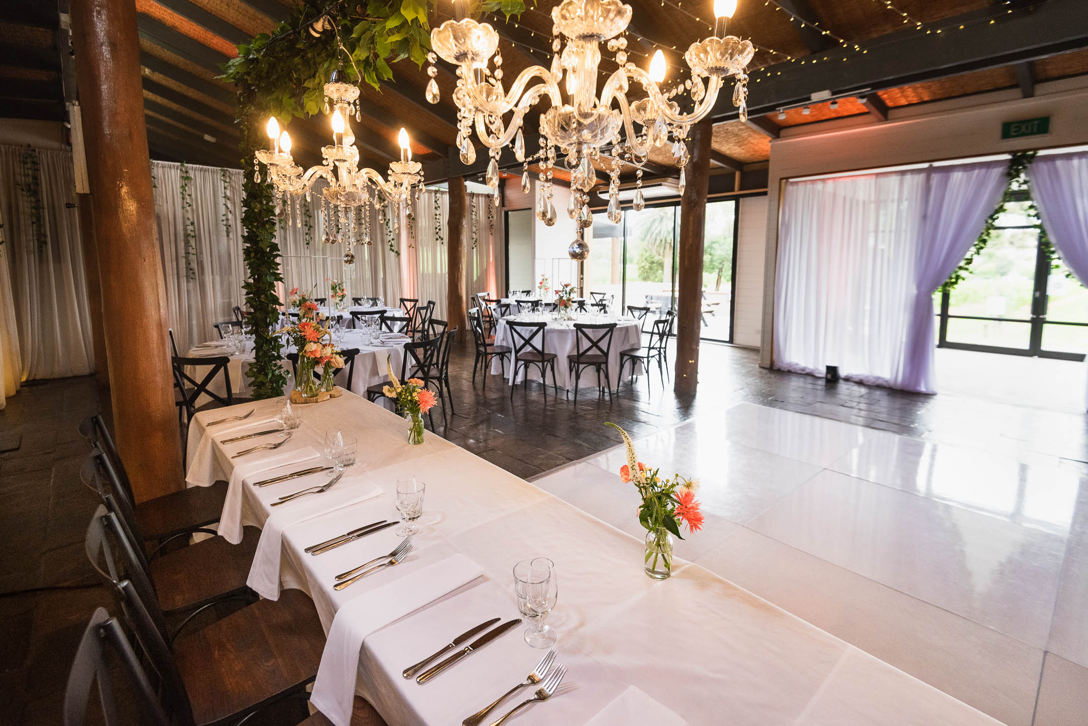 Fergusson winery weddings