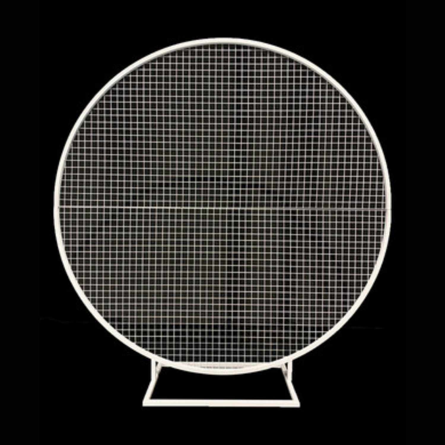 XL-Flower-Stand-Hoop-With-Mesh-White-Hire