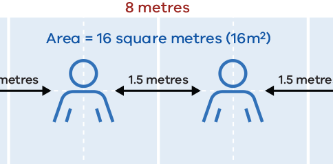 2 square metre rule image